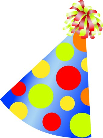 Party Hat Clip Art Free