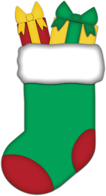 green christmas stocking clip art rh dailyclipart net christmas stocking clipart black and white christmas stocking clip art black white
