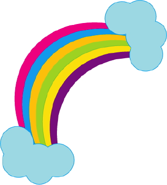 rainbow illustrations and clipart - photo #44