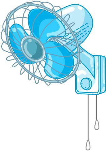 Wall Mounted Fans For Exercise Rooms