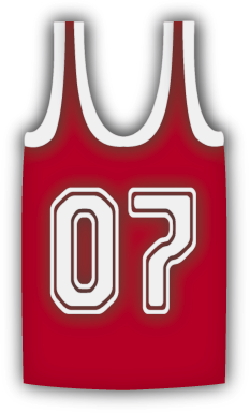 Basketball Jersey clip art