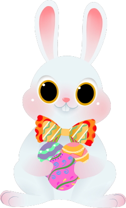 Easter Rabbit clip art