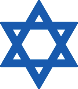 Star Of David clip art