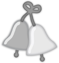 Wedding Bells clip art