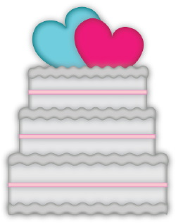 Tiered Cake Clipart