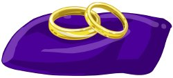 Wedding Rings clip art